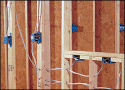 Residential Wiring Rough In - WIRE Center •